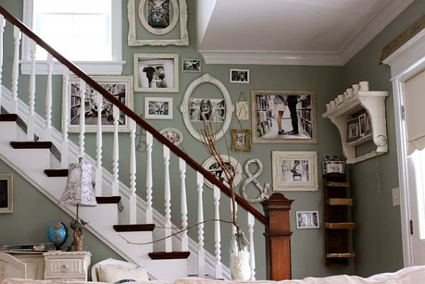 Ideas for decorating stairwells | my little sweet house