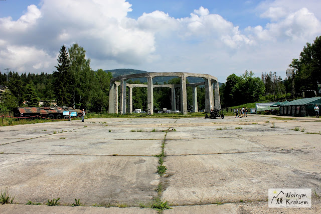 Muchołpaka - Muzeum techniki Militarnej Molke