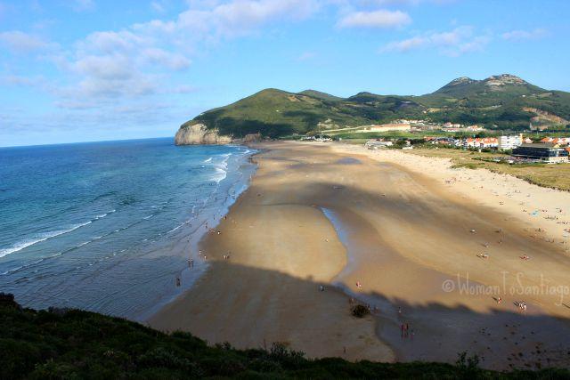 foto playa de berria