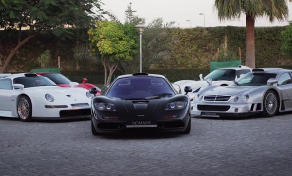 No te pierdas una de las colecciones de autos más impresionantes del mundo (video)