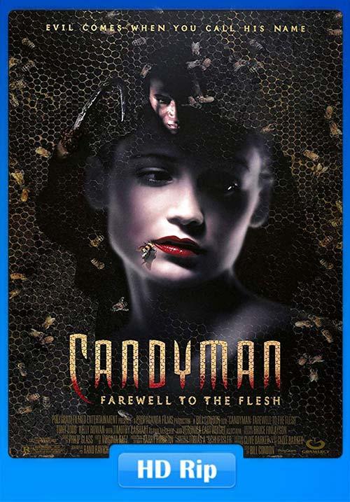 Candyman Farewell to the Flesh 1995 720p BluRay | 480p 300MB 100MB HEVC