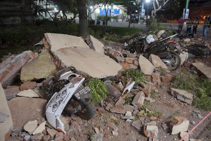Masyaallah... Begini Cara Rasulullah dan Umar bin Khattab Hentikan Gempa Bumi