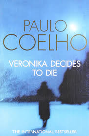 VERONIKA DECIDES TO DIE - BOOK COVER