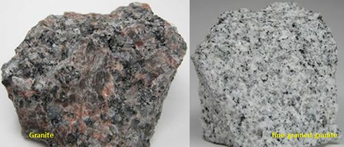 granit dalam gambar
