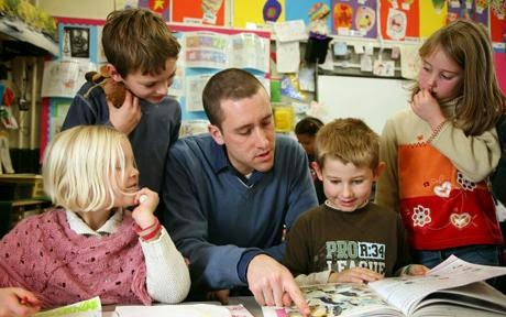 Teachers: role models for their students