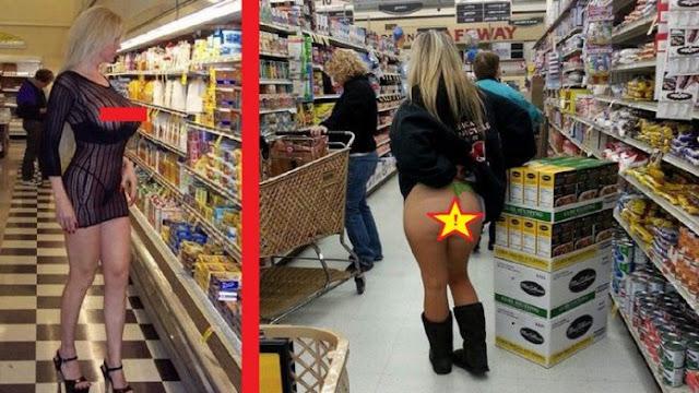 ΧΑ ΧΑ ΚΑΛΟ ! Φόρεσαν κάτι «απλό, λιτό και απέριττο» και πήγαν super market!