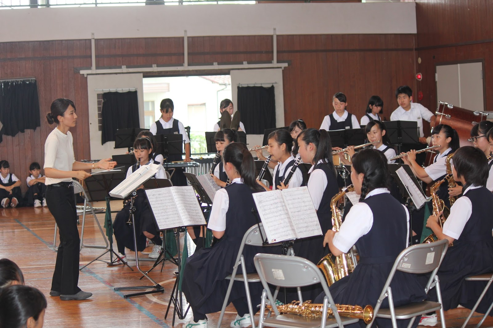 石岡市立府中中学校 公式ブログ