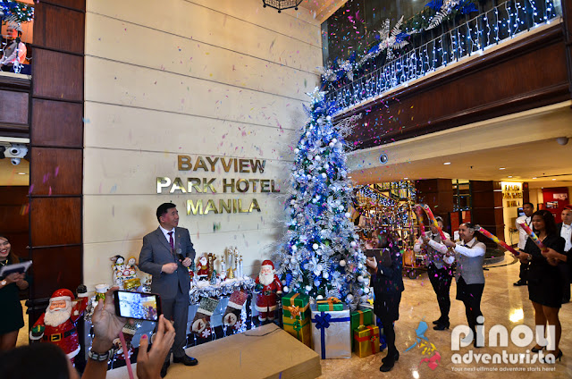 Hotels in Manila Bayview Park Hotel Christmas Packages