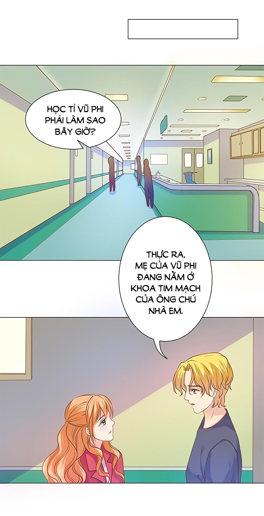 Bác Sĩ Sở Cũng Muốn Yêu Chap 89 - Trang 12