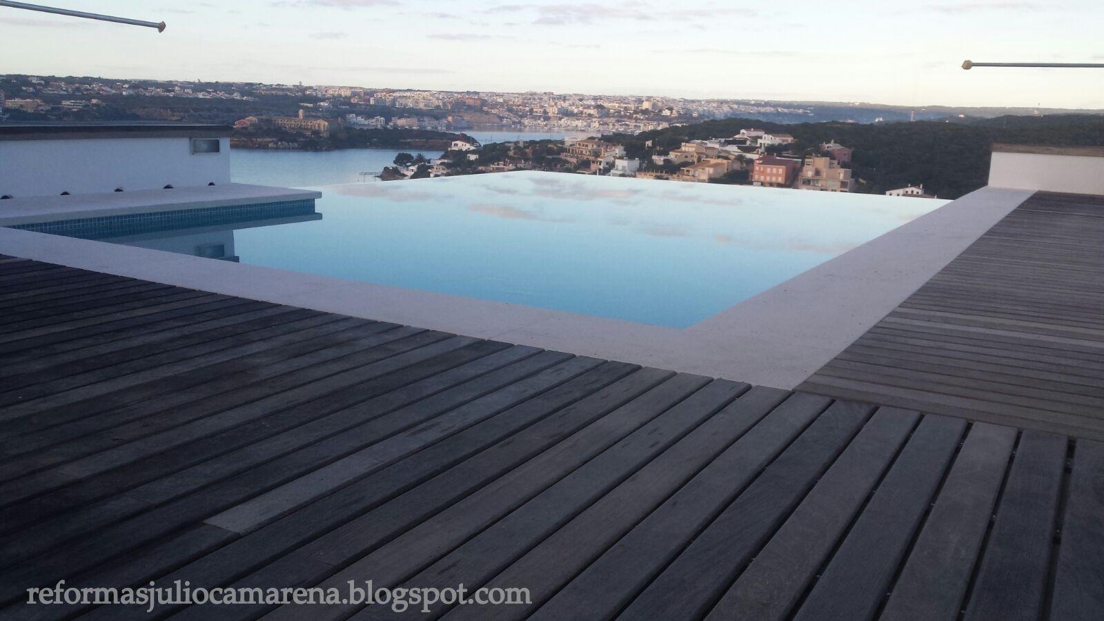 Reformas julio camarena ampliacion piscina for Piscinas desmontables hechas a medida