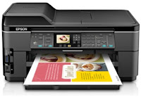 Epson WorkForce WF-7510 Driver Download & Wireless