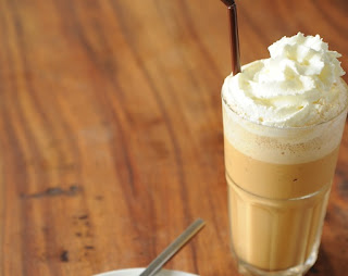 kahlua coffee milkshake recipe