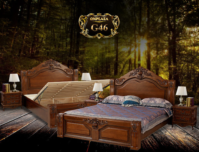 Những lưu ý tối quan trọng khi chọn mua giường ngủ gỗ tự nhiên cho phòng ngủ
