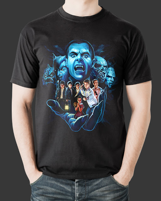fright rages tshirt