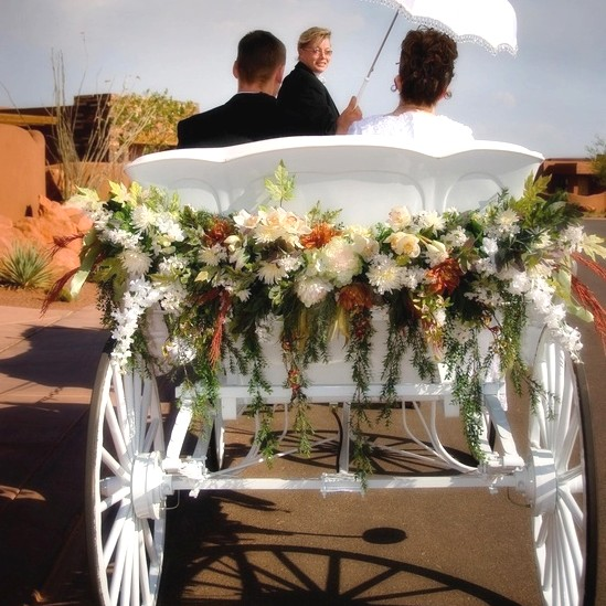 Get A Carriage For Your Marriage: Unique Wedding ...