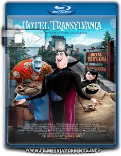Hotel Transilvânia Torrent - BluRay Rip 720p | 1080p Dublado 5.1