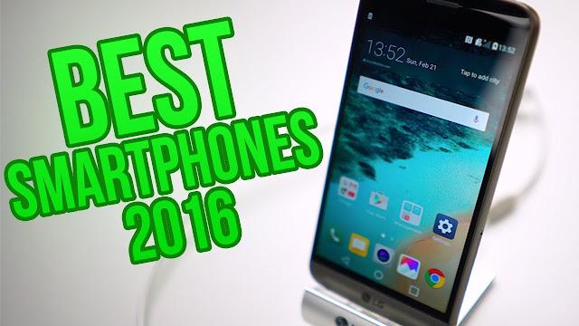 قائمة أفضل الهواتف الذكية لهذا العام - لسنة 2016
