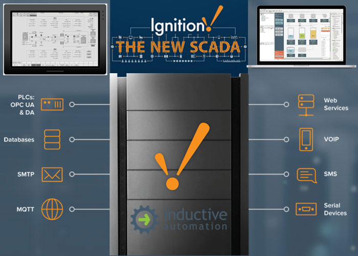 Ignition SCADA Software inline to make easy on process of