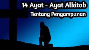 14 Ayat-ayat Alkitab Tentang Pengampunan