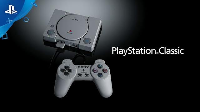 سوني تكشف عن قائمة الألعاب النهائية القادمة عبر جهاز PlayStation Classic ، عناوين رهيبة جدا ..