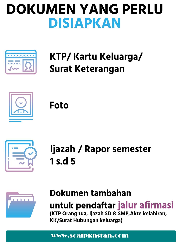 Berkas Pendaftaran STAN