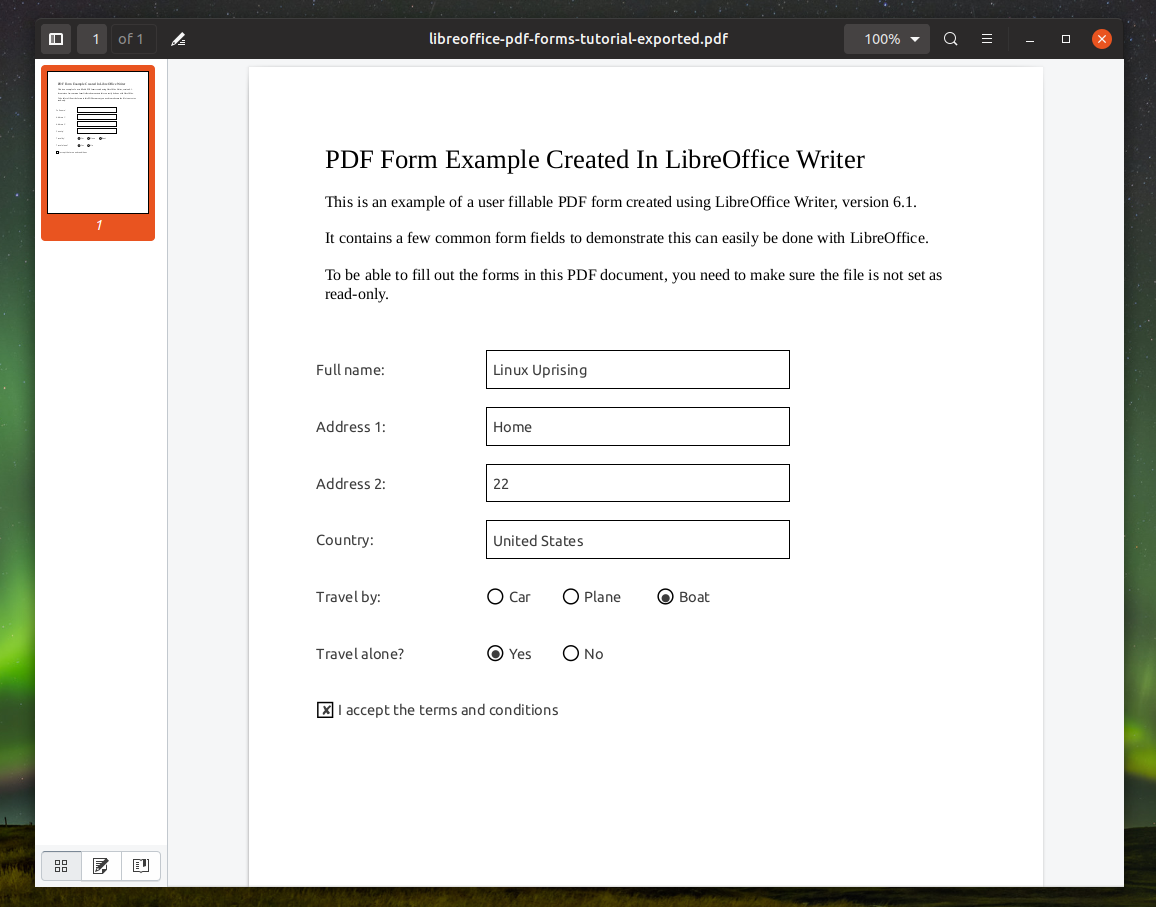 hight resolution of fill pdf forms linux evince