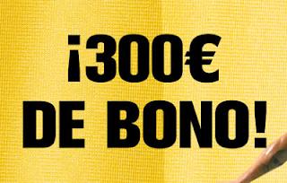 Interwetten 300 euros para el inicio de la Primera División 17-19 agosto