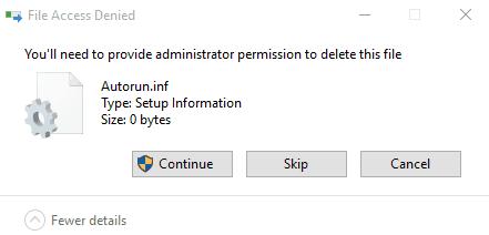 كيفية-حذف-فيروس-اوتورن-AutoRun-بدون-برامج