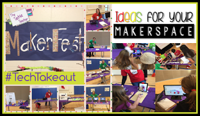 FUN and engaging ideas for your MakerSpace!