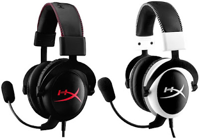 Audifonos Kingston HyperX Cloud