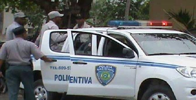 Resultado de imagen para Policía Nacional apresa hombre implicado en asalto y herida de bala a un ciudadano