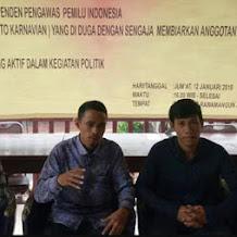 Kapolri selayaknya dicopot karena membiarkan anggota aktif Polri terlibat dalam Pemilu