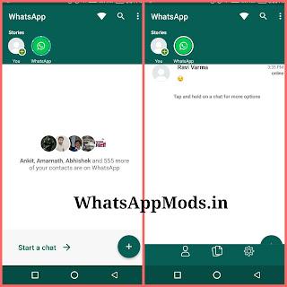 RWhatsApp v2.7 Apk