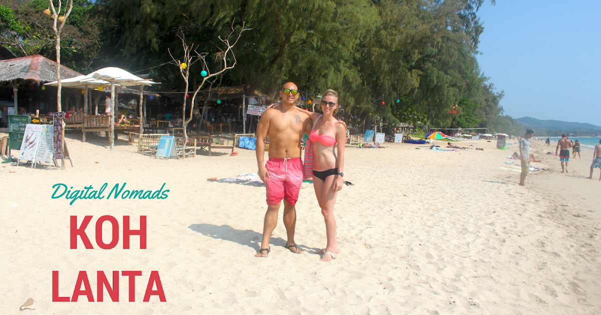 Digital Nomad S Guide To Koh Lanta Review Of Kohub Johnnyfd Com Follow The Journey Of A Location Independent Entrepreneur