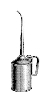 oil can vintage image mechanic illustration