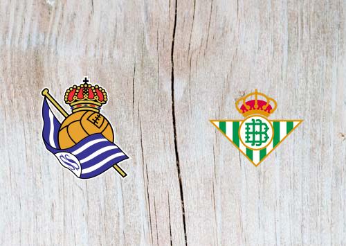 Real Sociedad vs Real Betis - Highlights 4 April 2019
