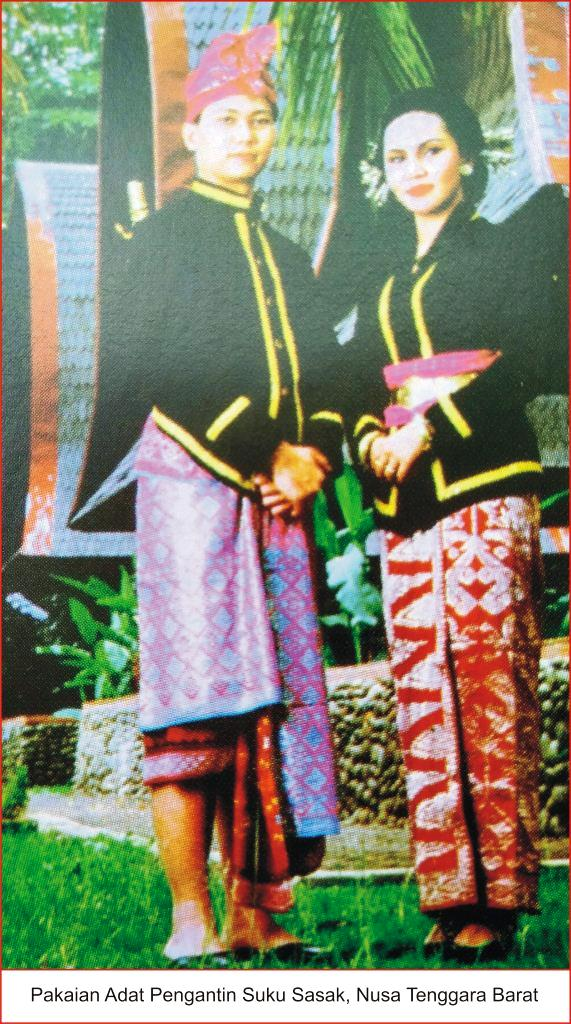 Pakaian Adat Suku Sasak : pakaian, sasak, Pakaian, Tenggara, Barat, Lengkap,, Gambar, Penjelasannya, Budayaku