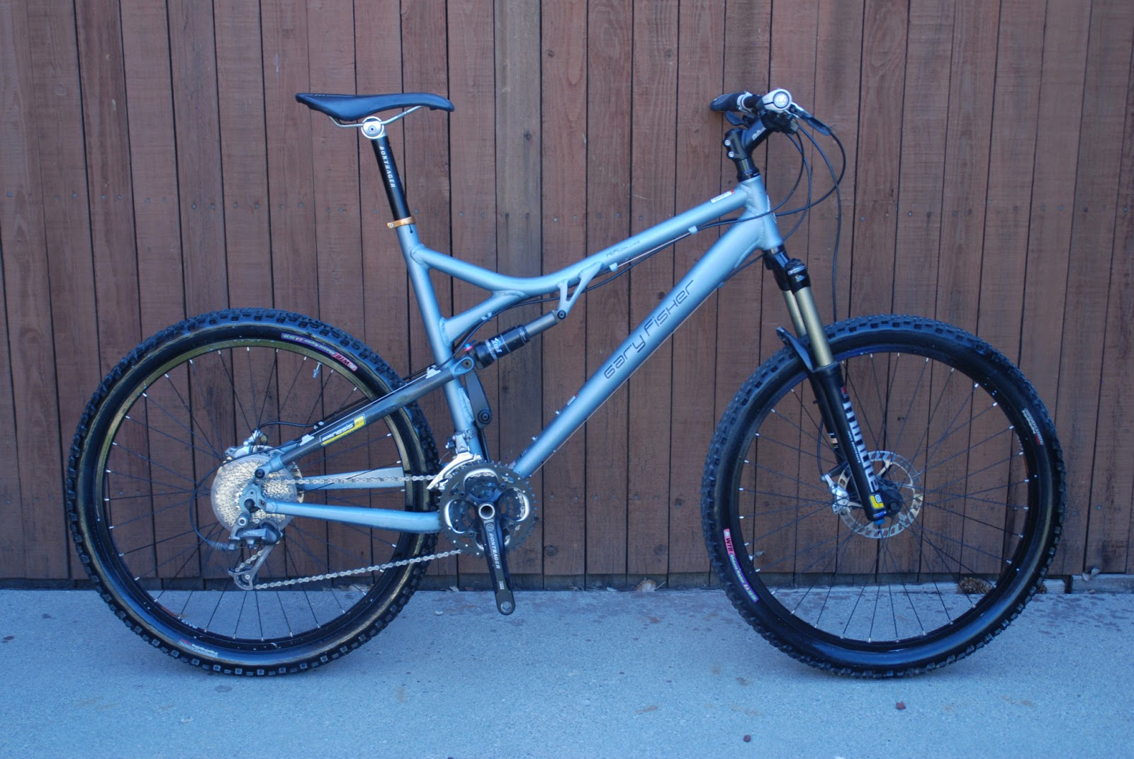 Anex Bicycles Gary Fisher Hifi Deluxe