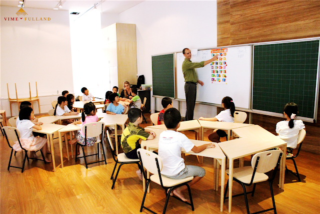 trường học liên cấp Athena Fulland Đại Kim