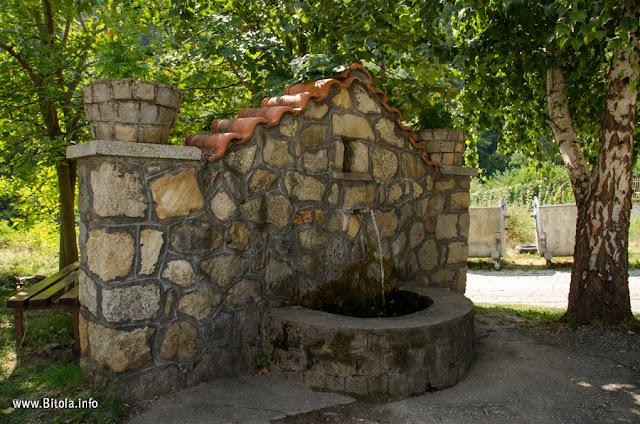 Spring - Dihovo vilage, Bitola, Macedonia