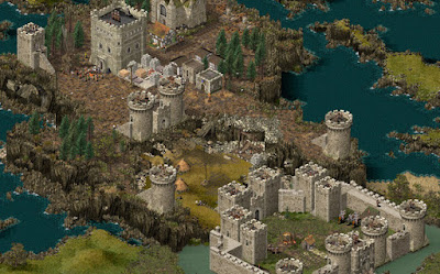 Videojuego Stronghold