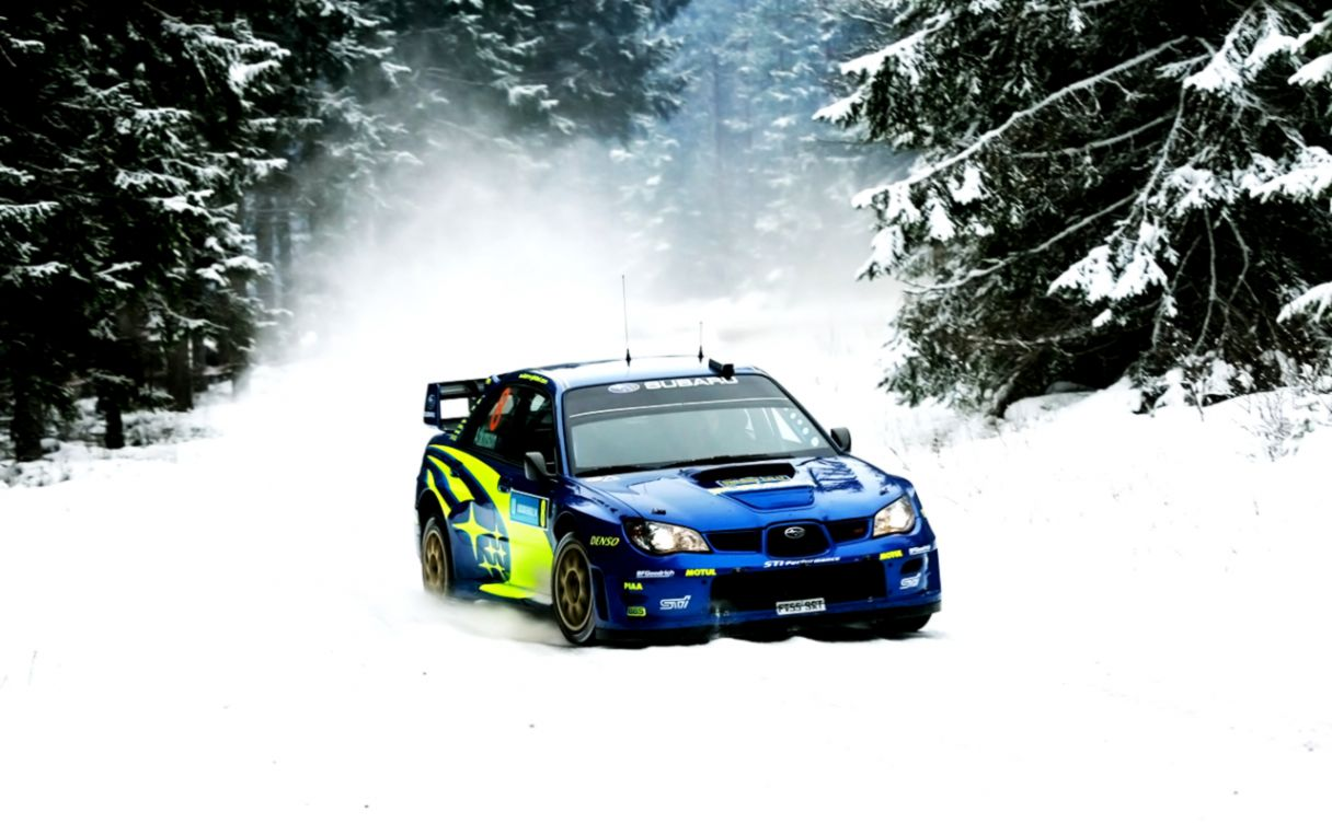 Subaru Impreza Sti Car Hd Wallpaper Like Wallpapers