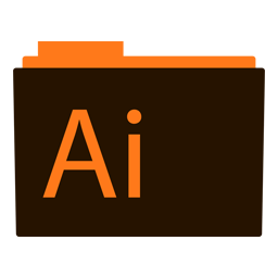 preview of adobe illustrator folder icon