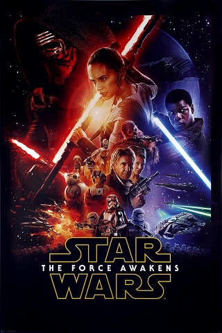 Star Wars The Force Awakens Dual Audio Hindi 1.1GB BluRay 720p