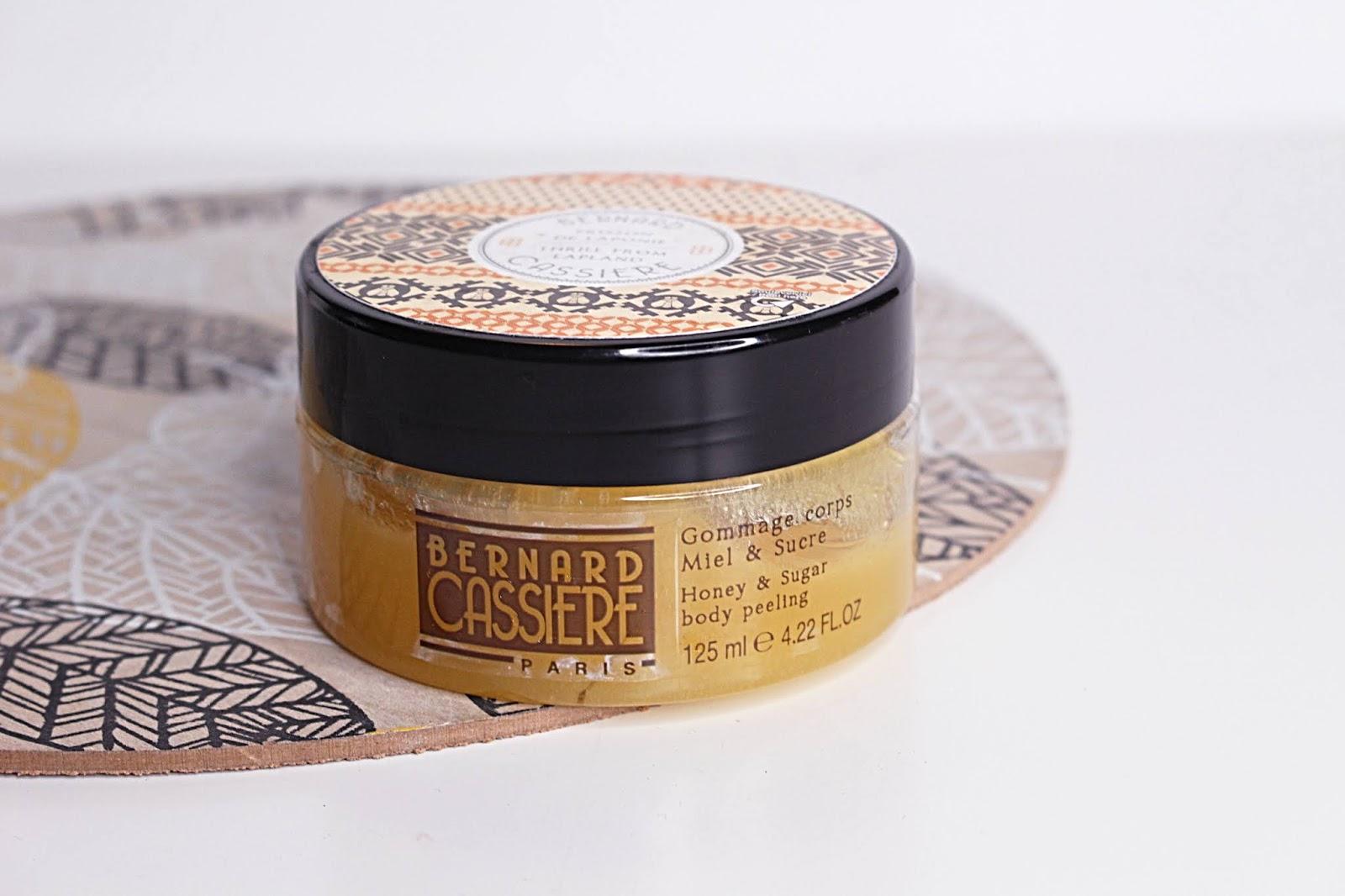Bernard Cassière Honey & Sugar body peeling