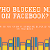 How to Tell if someone Blocks You On Facebook