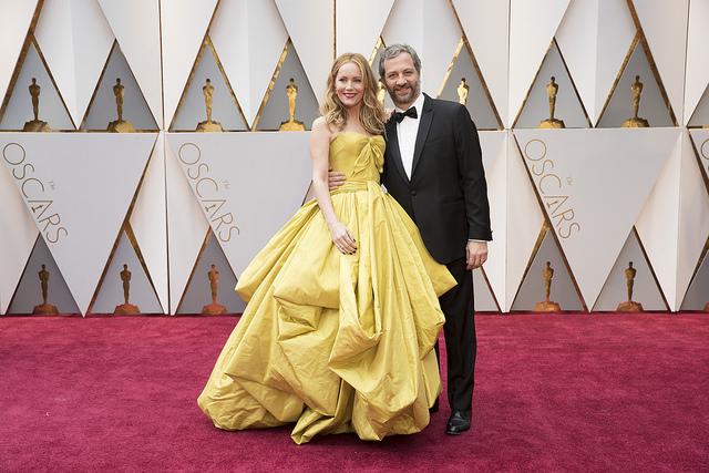 Leslie Mann 2017 Oscars