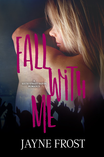 SALE: Fall With Me by Jayne Frost