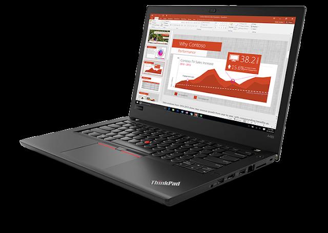 تحميل تعريفات لينوفو Laptop ThinkPad A475