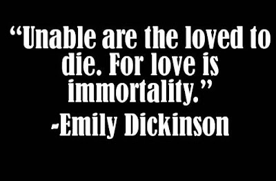 Emily Dickinson's Treatment of the Theme of Immortality